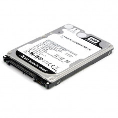 Hard Disk Laptop Western Digital 250GB, SATA2, 7200rpm WD2500BEKT, Bufer 16MB
