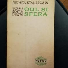 Nichita Stănescu Oul și sfera princeps