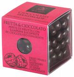 Bomboane cu ciocolata neagra si zmeura - Frutta & Cioccolato | T'a Milano