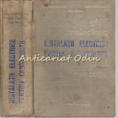 Instalatii Electrice Pentru Constructii - Titu Costachescu, Aurel Predescu
