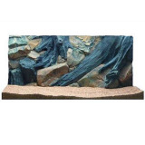Decor 3D acvariu 80x40 cm - ROOT