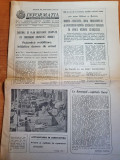informatia bucurestiului 24 ianuarie 1985-articol despre mica unire,126 ani