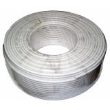 Cumpara ieftin Cablu coaxial 3C2V, rola 100 m, Alb