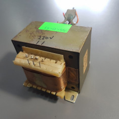 Transformator 2x 44v 44-0-44 Sursa alimentare