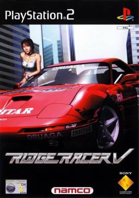 Joc PS2 Ridge Racer V - A foto