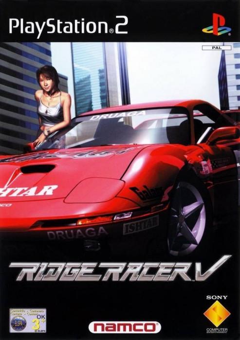 Joc PS2 Ridge Racer V - A