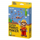 Super Mario Maker Wii U cu Artbook