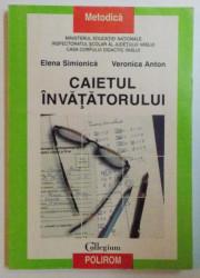 Elena Simionică - Caietul învățătorului foto