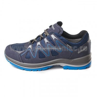 Pantofi Adulti Unisex Outdoor Piele impermeabili Grisport Sulafat Gritex foto
