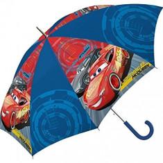 Umbrela automata Fulger McQueen Cars 3 80 cm