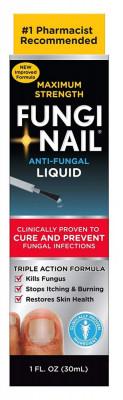 Tratament Micoza Unghii / Onicomicoza - Fungi-Nail - pentru 2 LUNI - 1 flacon foto