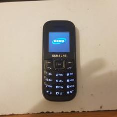 Telefon Samsung GT- E1200i Pusha Negru Liber de retea Livrare gratuita!, Neblocat, NU