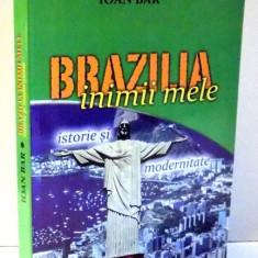 BRAZILIA INIMII MELE de IOAN BAR , 2008