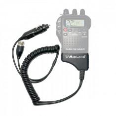 Aproape nou: Adaptor Midland pentru alimentare 12V si antena exterioara pentru Alan