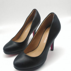 Pantofi Toc Dama Elisabeth de la 36 la 41