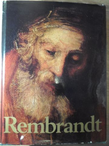 REMBRANDT PAINTINGS FROM SOVIET MUSEUMS-NECUNOSCUT