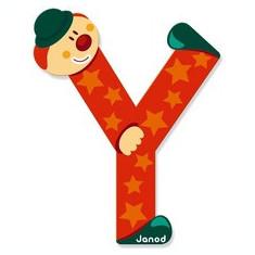 Clown Litera Y