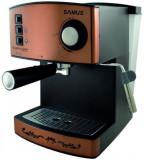 Espressor Samus ESPRESSIMO BRONZE, 850 W, 1.6 L (Negru/Argintiu)