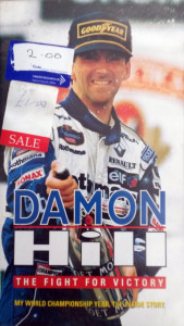 set 3 casete video VHS originale - Sport, Formula 1