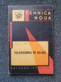 TELEVIZIUNEA IN CULORI - Bujor Ionita