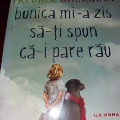 BUNICA MI-A ZIS SA-TI SPUN CA-MI PARE RAU