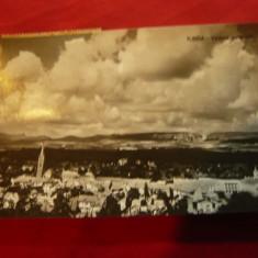 Ilustrata Turda - Vedere generala circulat 1962
