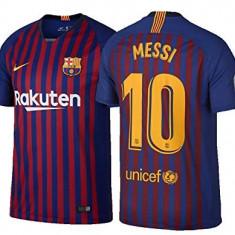 Tricou FC BARCELONA,10 MESSI, L, XL, XS, Din imagine, De club