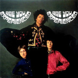 Jimi Hendrix Experience Are You Experienced 180g LP (2vinyl)