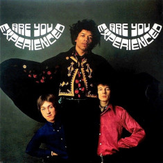 Jimi Hendrix Experience Are You Experienced LP (2vinyl)