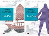 Set Tai-Pan (2 volume)/James Clavell, Litera