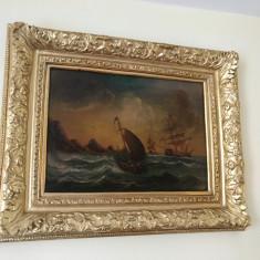 Tablou ,pictura ulei pe panza