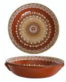Tava ceramica,lut 33cm Devon