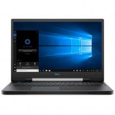 Laptop Dell Inspiron 7790 G7 17.3 inch FHD Intel Core i9-9880H 16GB DDR4 512GB SSD nVidia GeForce RTX 2080 8GB Windows 10 Home Black 3Yr CIS