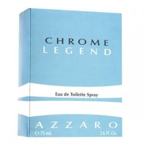 Azzaro Chrome Legend eau de Toilette pentru barbati 75 ml