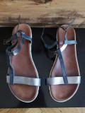 Sandale Dama Argintii, marimea 37, Argintiu