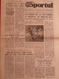 Ziar SPORTUL (18.04.1986) STEAUA Bucuresti