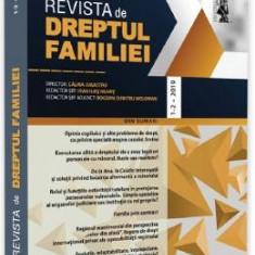 Revista de Dreptul Familiei 1-2 din 2019
