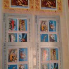 Timbre Romania 1988 nestampilate
