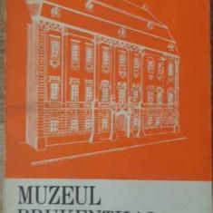 MUZEUL BRUKENTHAL. MIC GHID PRIN MUZEU - NECUNOSCUT