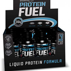 Biotech USA Protein Fuel, 12 fiole x 50 ml