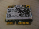 Placa wireless laptop HP EliteBook 2560p, Intel Advanced-N 6205, 631954-001