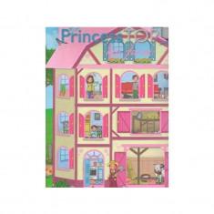 Carte Princess TOP My farm, 24 pagini cu cate 6 abtibilduri fiecare