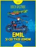 Emil si cei trei gemeni/Erich Kastner, Arthur