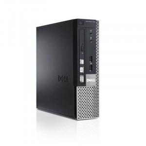 Calculatoare SH Dell OptiPlex 790 USFF, Quad Core i7-2600, 8GB, 120GB SSD