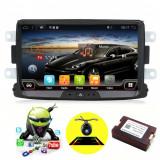 android auto pt. dacia logan, logan mcv, sandero, duster (garantie)