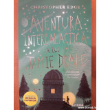 Aventura intergalactica a lui Jamie Drake, Christopher Edge