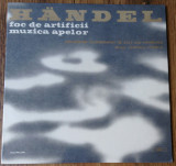 LP Handel - Foc De Artificii / Muzica Apelor