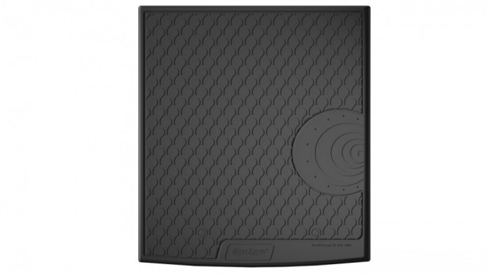 Tavita portbagaj Vw Passat 3G B8 Variant, 2014 -> prezent, din cauciuc Rubbasol, marca Gledring