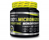 BiotechUSA 100% Creatine Monohydrate Micronized, 300 g