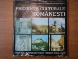 PREZENTE CULTURALE ROMANESTI-ISTANBUL, PATMOS-VIRGIL CANDEA,CONSTANTIN SIMIONESCU,BUC.1982
